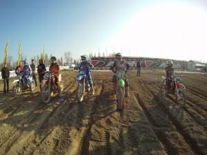 MX gutterne på Mantova Italy 2011