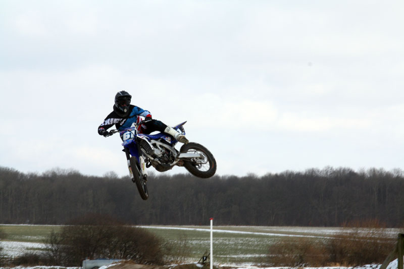 Sønderborg MX Vinter 2012