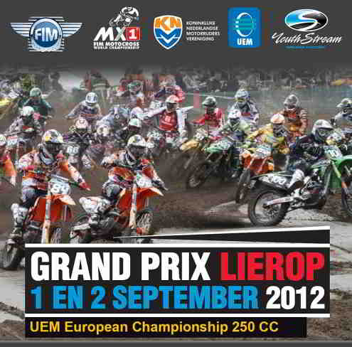 Motocross Grand Prix Lierop 2012 Holland