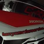 Honda CRF450 2013 Mikkel Caprani