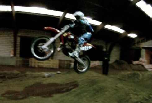 Mikkel Haarup Motocross